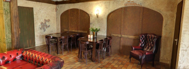 Klein Plezier, Gemütliche Bar mit eigenem Wintergarten in Nieuwe Erf
